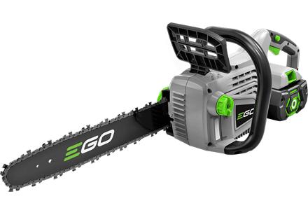 EGO POWER   56V LITHIUM-ION 35CM CORDLESS CHAIN SAW