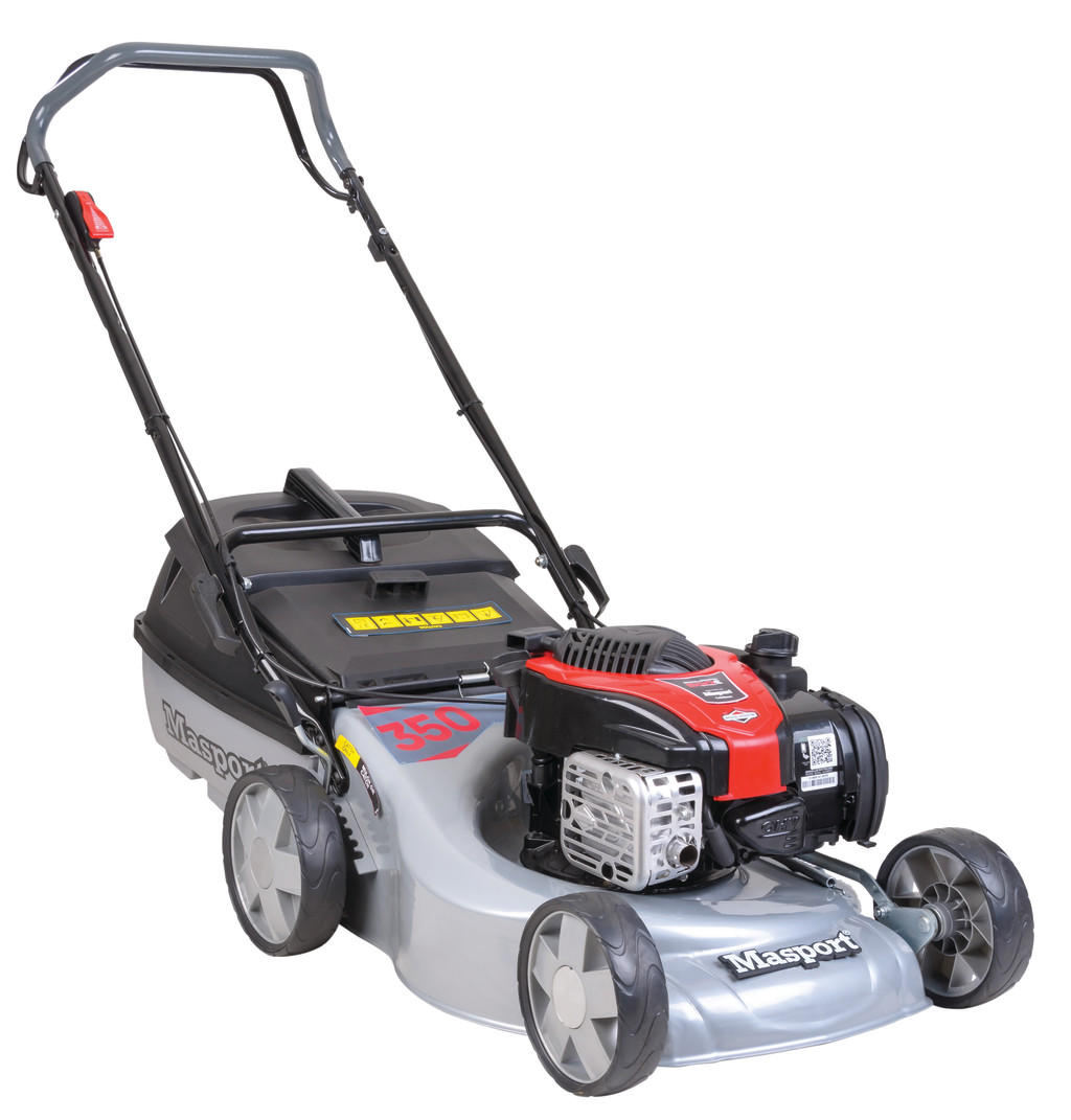 Masport 350 ST S18 2'n1 Self Propelled Lawnmower