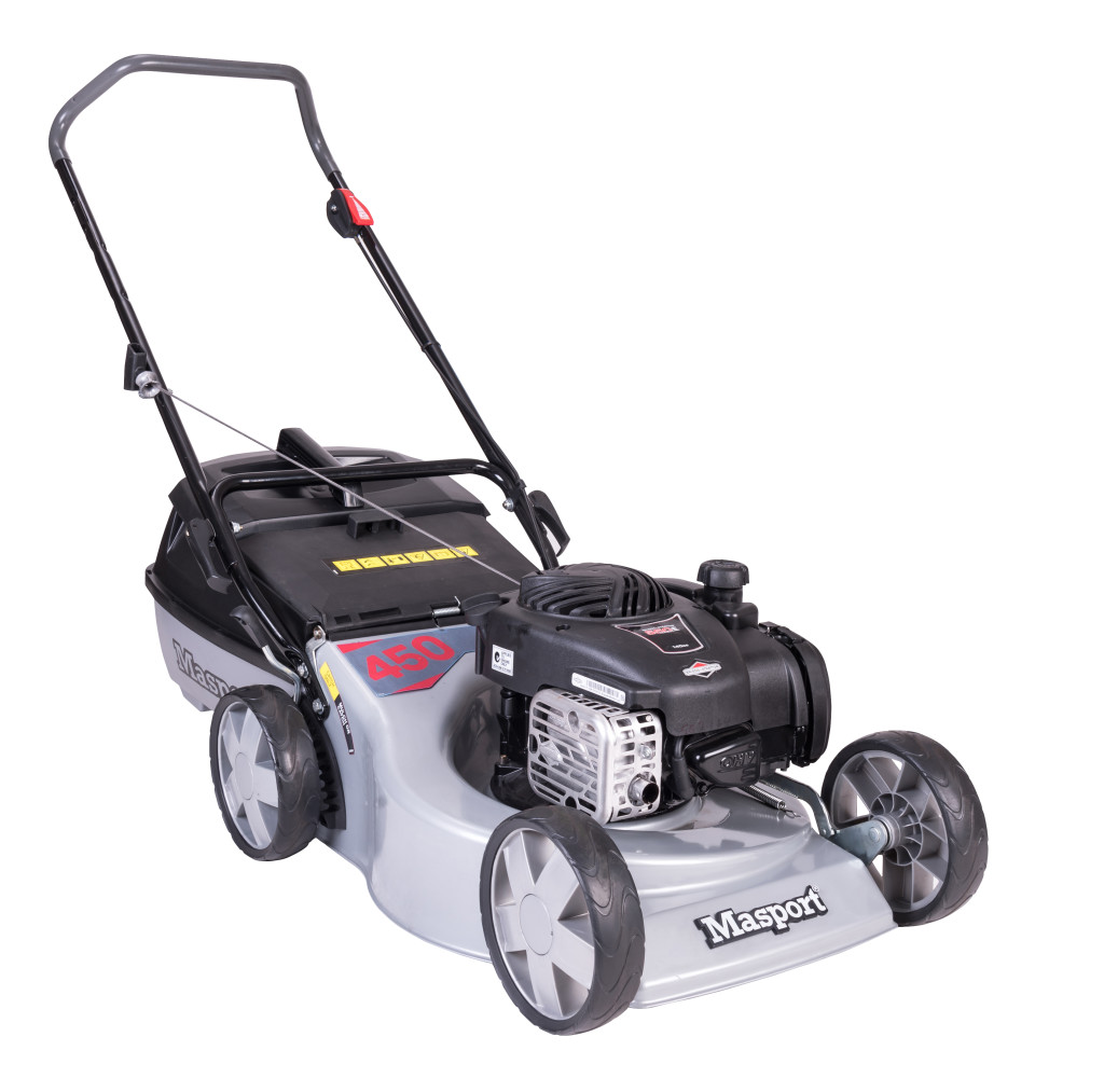 Masport 450 ST S18 2'n1 Lawnmower