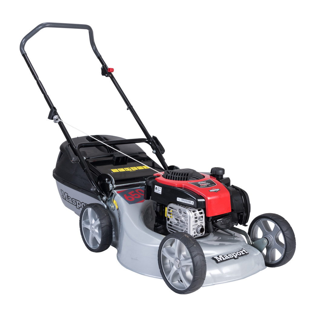 Masport 650 ST S19 2'n1 Lawnmower