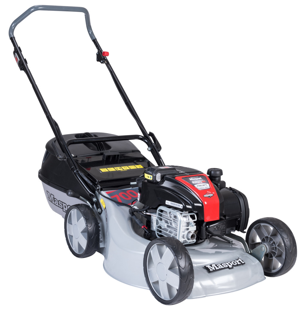 Masport 700ST S19 2'n1 InStart Lawnmower